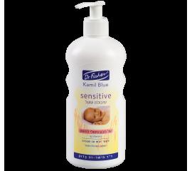 Детское лечебное жидкое мыло на основе овсяного экстракта, 500мл