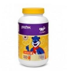 Жевательные мишки Yomi Vitamin C 100 желе