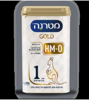 """Молочная смесь """"Materna gold"""" с олигосахаридами материнского молока, от 0 до 6 месяцев, 700 гр"""