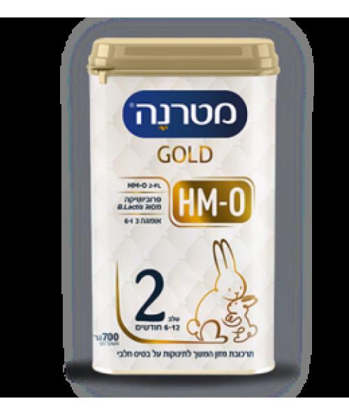 """Молочная смесь """"Materna gold"""" с олигосахаридами материнского молока, от 6 до 12 месяцев, 700 гр"""