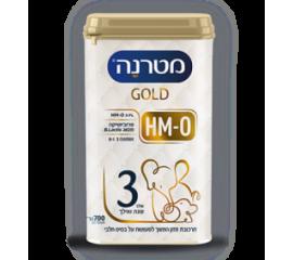 """Молочная смесь """"Materna gold""""с олигосахаридами материнского молока,  от 12 месяцев, 700 гр"""