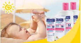Как выбрать правильное солнцезащитное средство для вашего малыша?