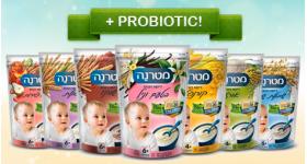 Каши Матерна - единственные с добавлением пробиотика