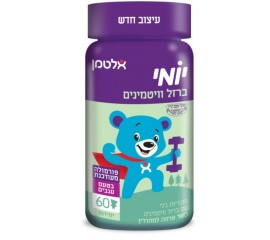 Железо, фолиевая кислота и витамин В12 Yomi 60 таблеток