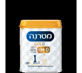 """Молочная смесь """"Materna gold"""" с олигосахаридами материнского молока, от 0 до 6 месяцев, 400 гр"""