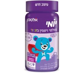 Мультивитамины Altman Yomi Junior Multi Vitamin 60 жевательных желе