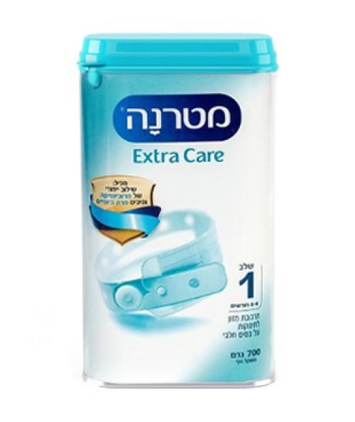 """Молочная смесь """"Extra Care"""", от 0 до 6 месяцев, 700 гр"""