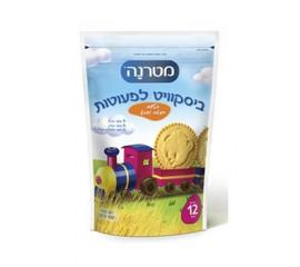 Бисквиты со вкусом сливочного масла и мёда, от 12 месяцев, 180  гр