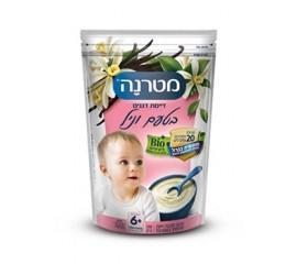 Каша со вкусом ванили,  от 6 месяцев,  200 гр