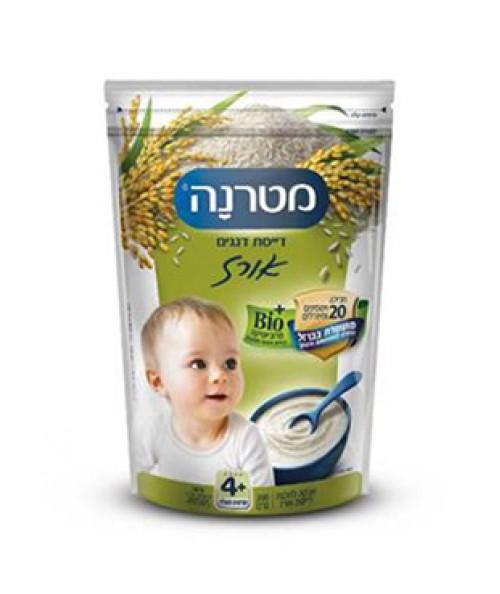 Каша рисовая, от 4 месяцев, 200 гр